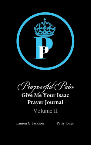 Purposeful Pain Book & Prayer Journal