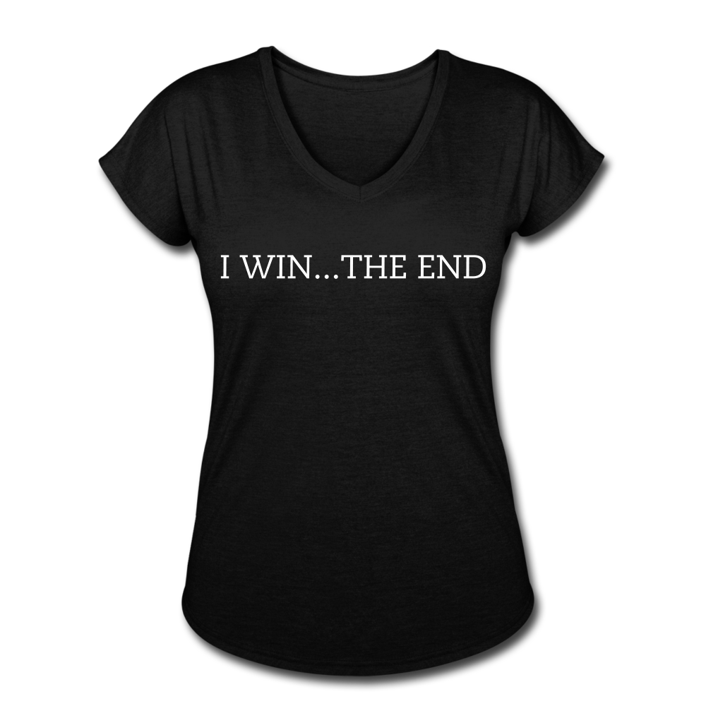 Women's Victory Shirt - black