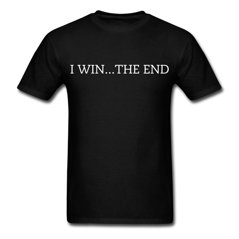 "Men's ""VICTORY"" T-Shirt - black"