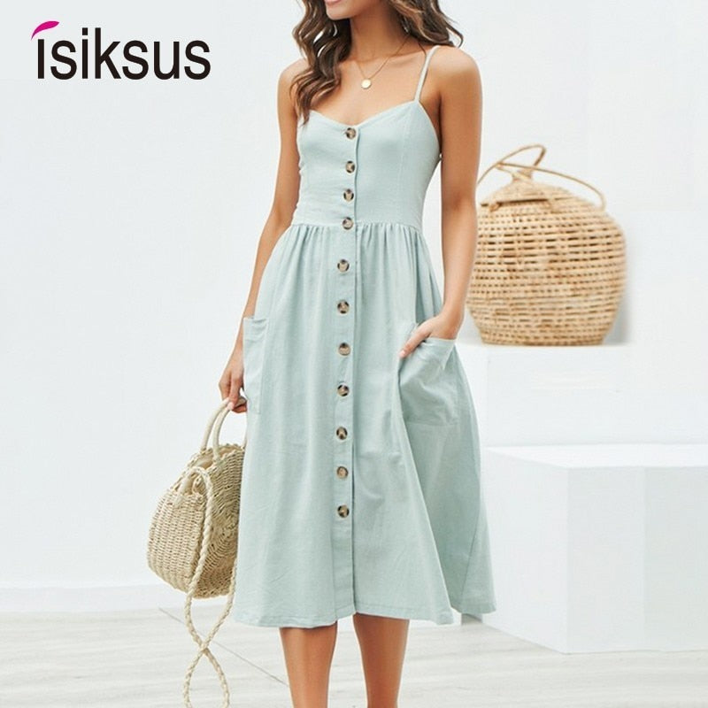 summer casual dresses for womens