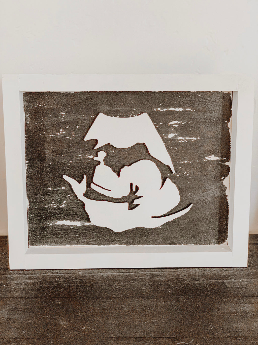 Ultrasound Infant Urn Sign