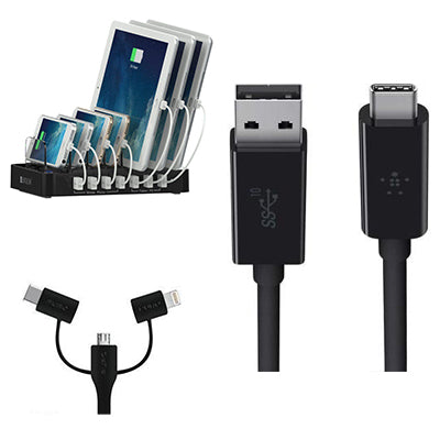 Huawei P30 Lite Kabel - Dock - Adapter