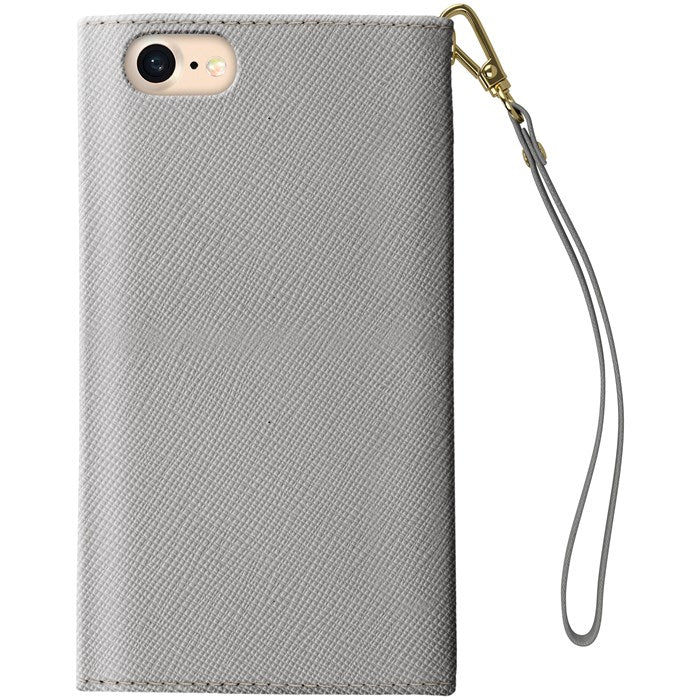 MAYFAIR CLUTCH IPHONE 8 GRÅ