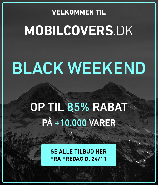 MOBILCOVERS.DK - Black Friday