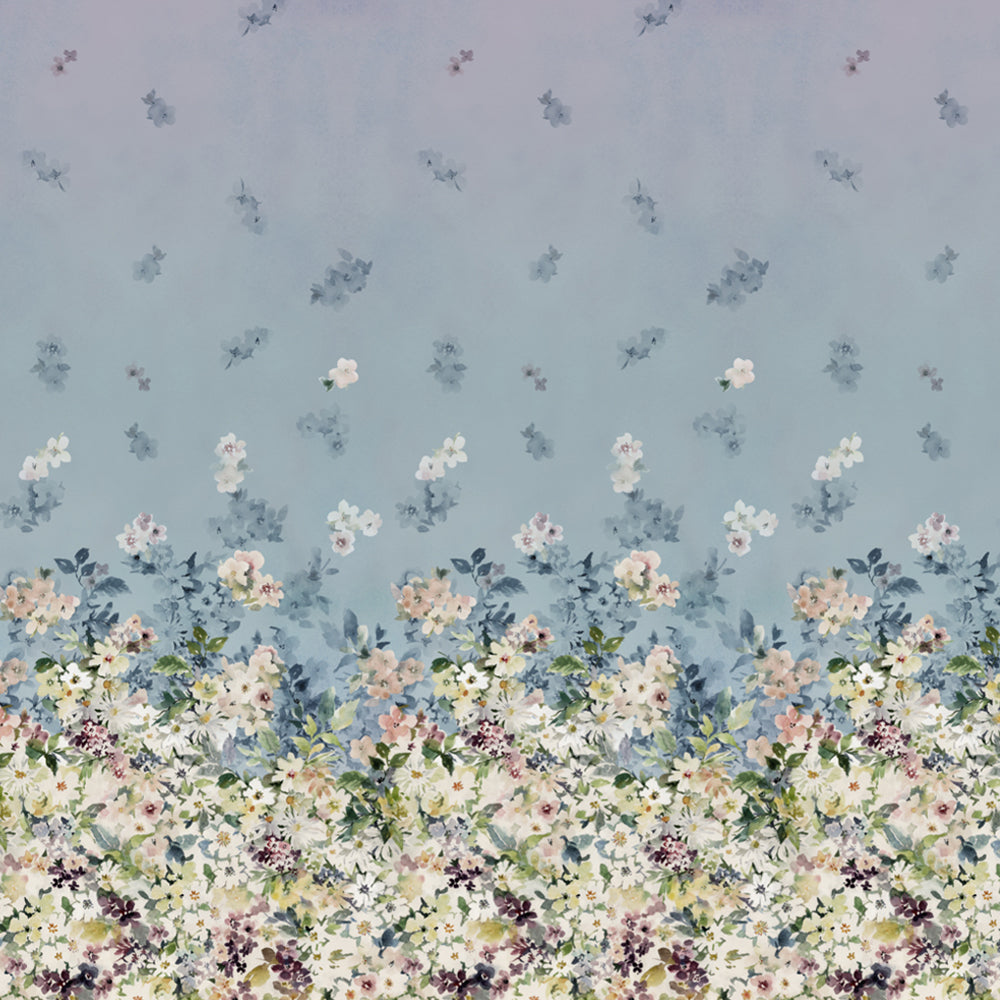 Alena Mural Wallpaper by MM Linen