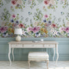 Elaria Mural Wallpaper for Hallway by MM Linen for Back to the Wall