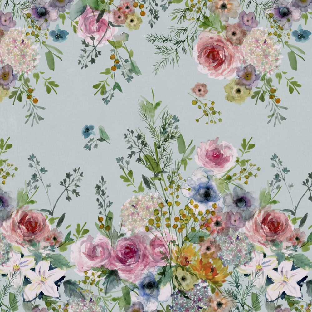 Elaria Mural Wallpaper by MM Linen for Back to the Wall