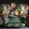 Fiori Floral Mural Wallpaper for Living Room by MM Linen for Back to the Wall
