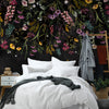 Maisie Floral Mural Wallpaper for a bedroom by MM Linen for Back to the Wall