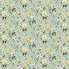 Marlie Floral Mural Wallpaper by MM Linen for Back to the Wall