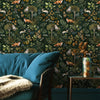 Briar Country Garden Mural Wallpaper by MM Linen for Back to the Wall