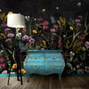 Maisie Floral Mural Wallpaper for living room by MM Linen for Back to the Wall