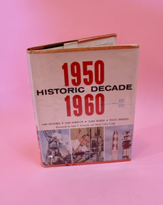 1950's & 1960's Book