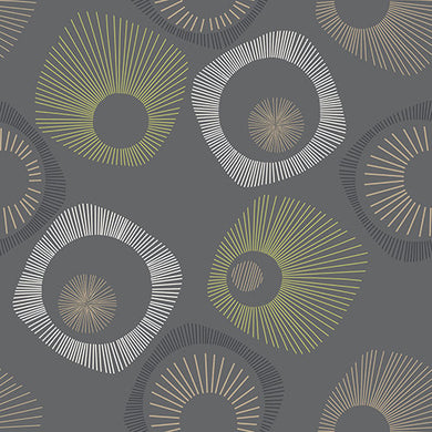 Abstract Spiral Wallpaper