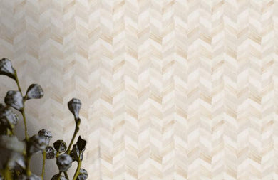 Grandeco Inspiration Chevron Wallpaper