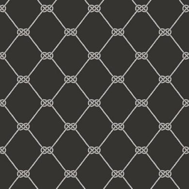 Deauville 2 Rope Design Wallpaper