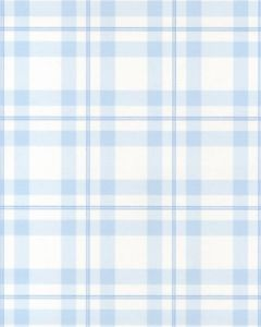 Large Checked Wallpaper