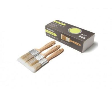 Hamilton Prestige Pure Synthetic Brush Set