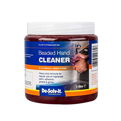 Beaded Hand Cleaner