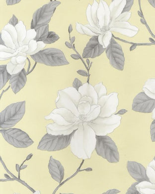Watercolour Large Floral Wallpaper