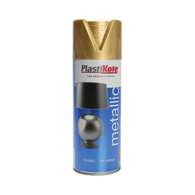 Plastikote Metallic Spray Paint