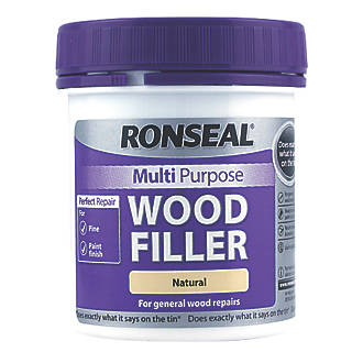 Ronseal Multi Purpose Wood Filler - Natural