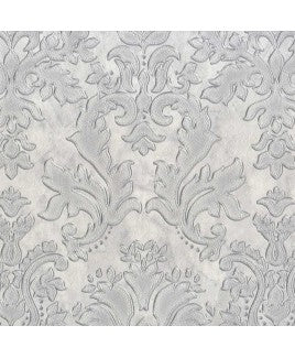 Fireside Damask Wallpaper
