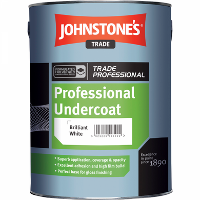 Johnstones Professional Undercoat