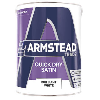 Armstead Quick Dry Satin