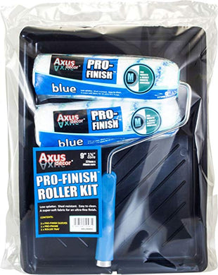 Axus Pro-Finish Twin Roller Kit