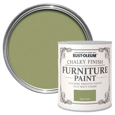 Rust-Oleum Chalky Finish Furniture