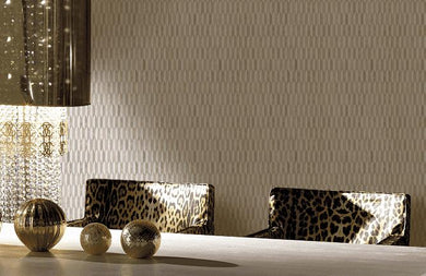 Grandeco Inspiration Wooden Diamond Wallpaper