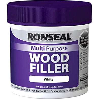 Ronseal Multi Purpose Wood Filler - White