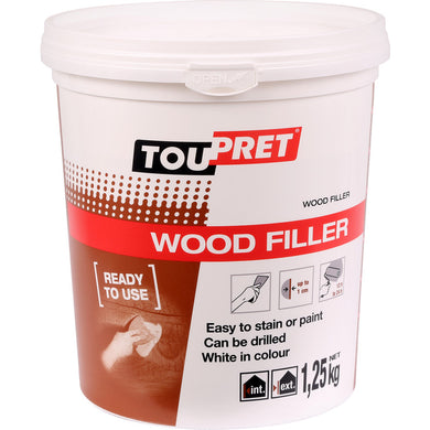 Toupret Ready Mixed Wood Repair