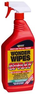 Wonder Wipes Spray 1Ltr