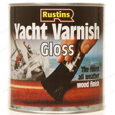 Rustins Yacht Varnish