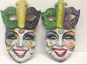 Mardi Gras and Louisiana Items