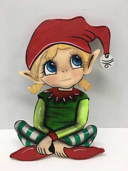 "Girl Elves, 12"", Various"