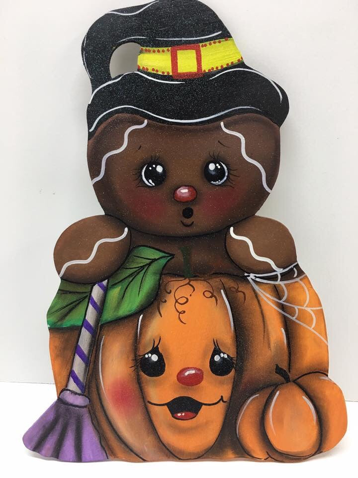 #805 Ginger Bread with Pumpkin