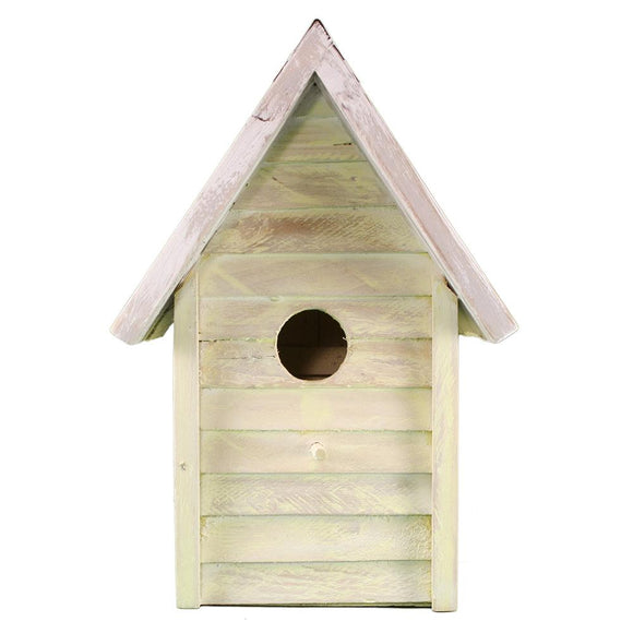 Beach Cottage Birdhouse (Yellow) - BHK 203 Y