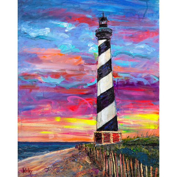 Kinley Series - Cape Hatteras Lighthouse
