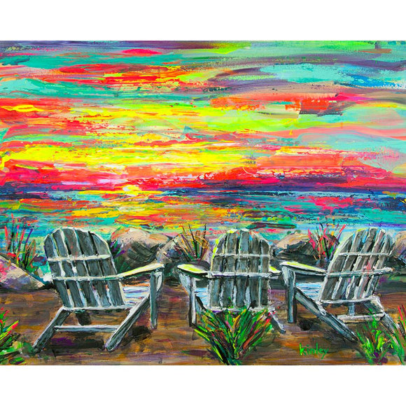 Kinley Series - Beach Chairs