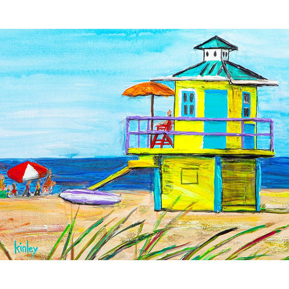 Kinley Series - Lifeguard Station