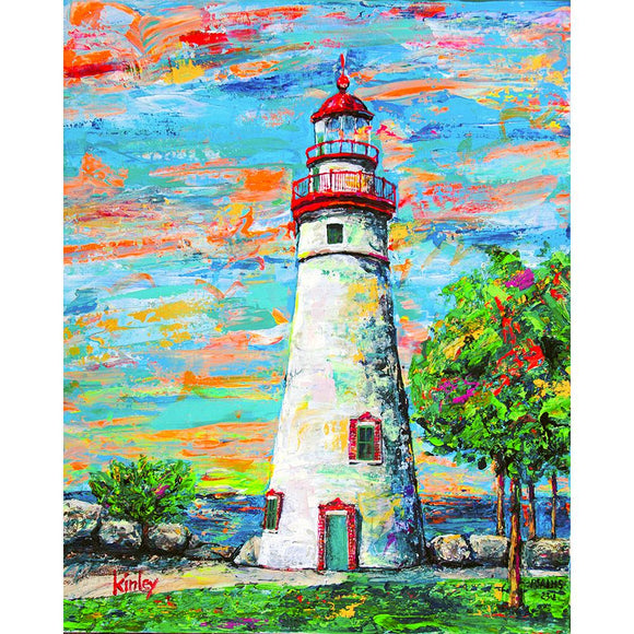 Kinley Series - Marblehead Lighthouse