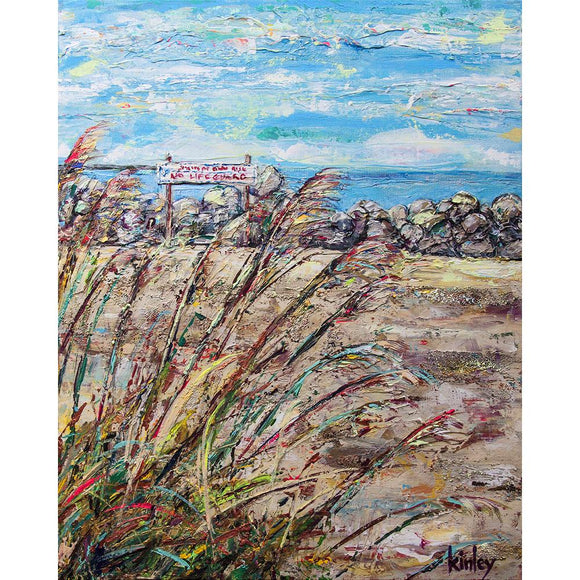 Kinley Series - Seagrass