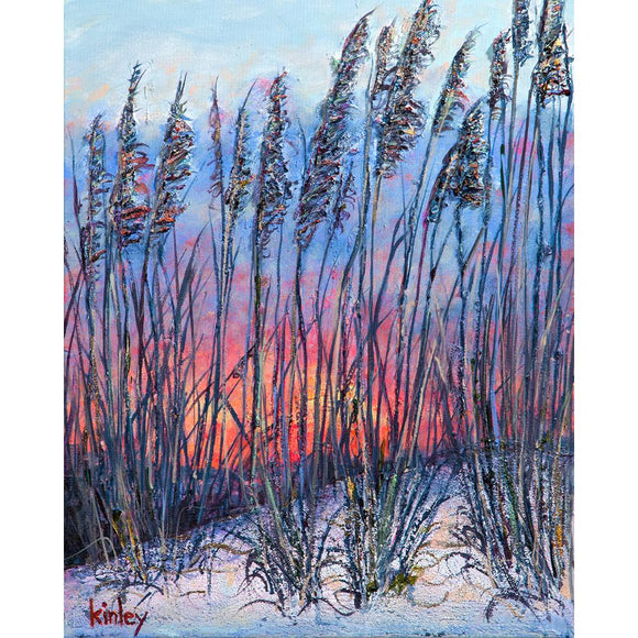 Kinley Series - Sunrise Seagrass