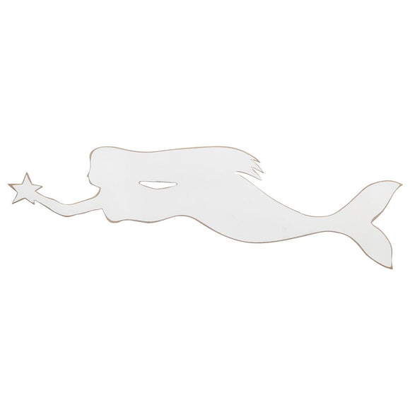 Mermaid Swimmer (White) - WJ MERH W