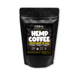CBD & Hemp Coffee
