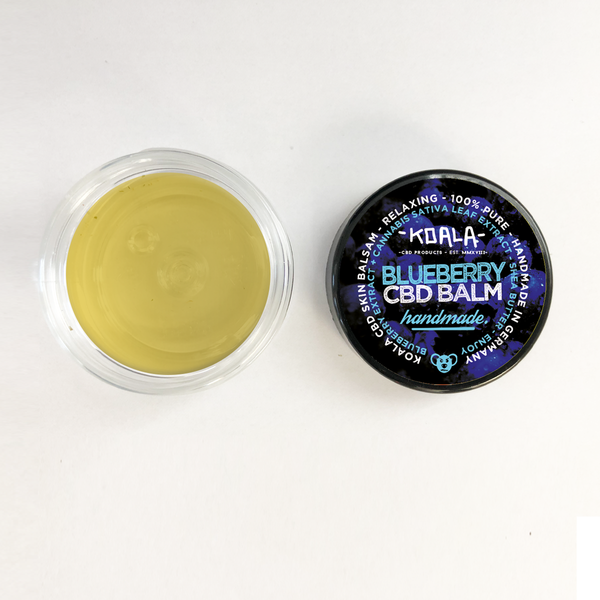 NEU! CBD Blueberry Skin Balm 25ml