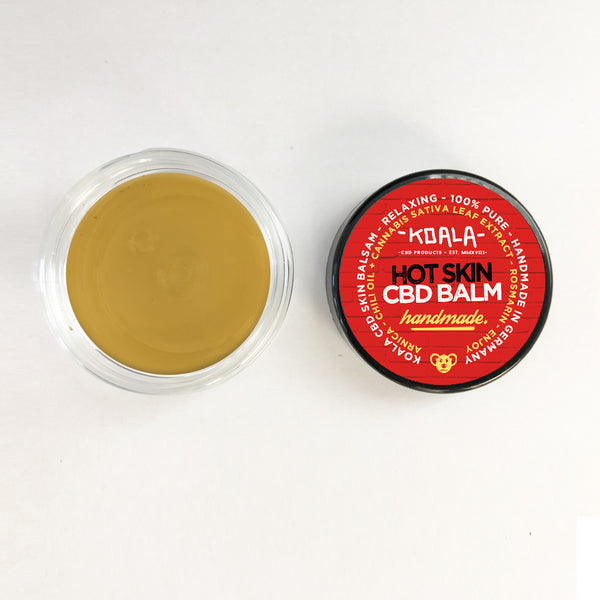 NEU! CBD Hot Skin Balm 25ml